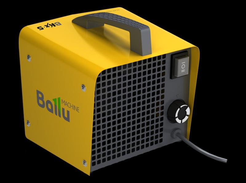 электрическая Ballu BKX-5 - фото